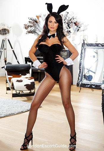South Kensington busty Anabel london escort