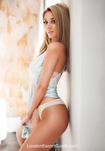 Kensington blonde Katia london escort
