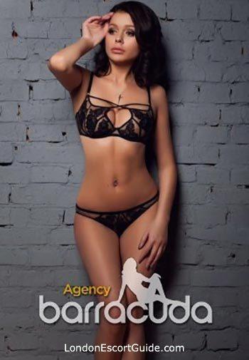 Kensington Olympia brunette Nina london escort