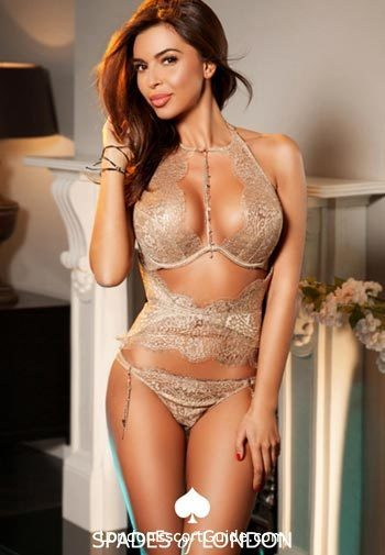 Gloucester Road elite Luisa london escort