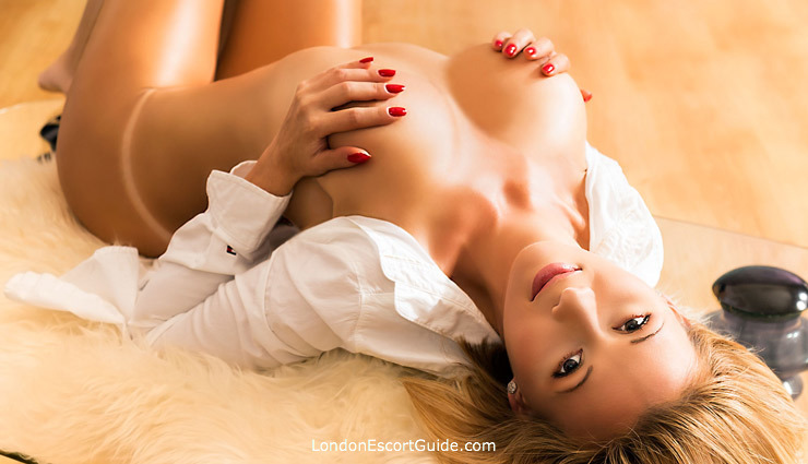Bayswater east-european Blossom london escort