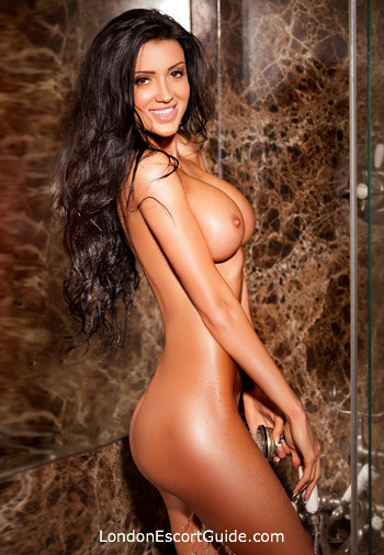 Gloucester Road brunette Tiffany london escort