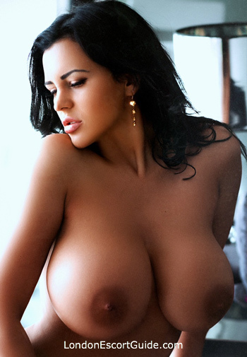 Paddington brunette Mery london escort