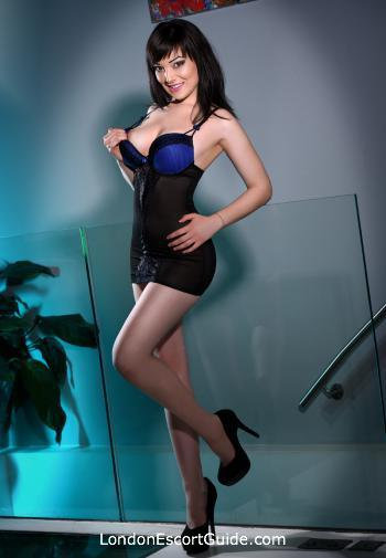 South Kensington east-european Shela london escort