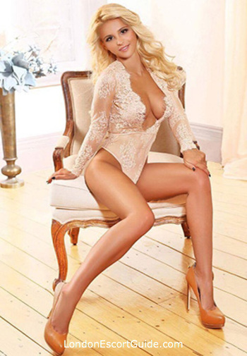 South Kensington value Evana london escort
