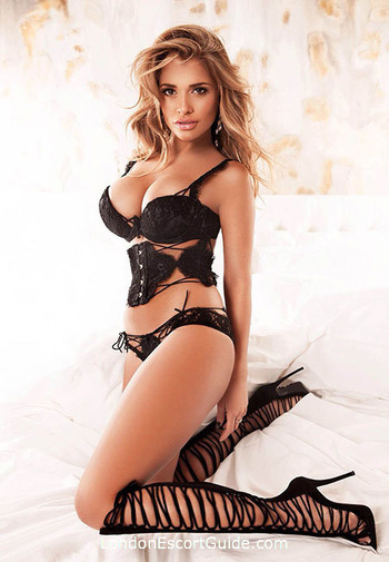 Mayfair busty Noel london escort