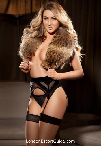 Notting Hill blonde Sophie london escort