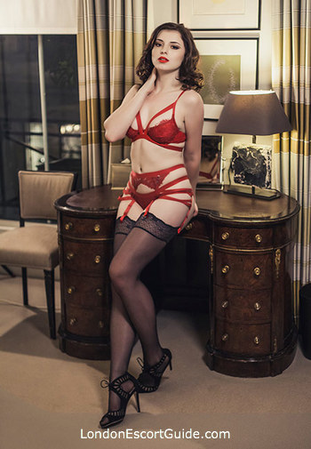 Earls Court brunette Rose london escort