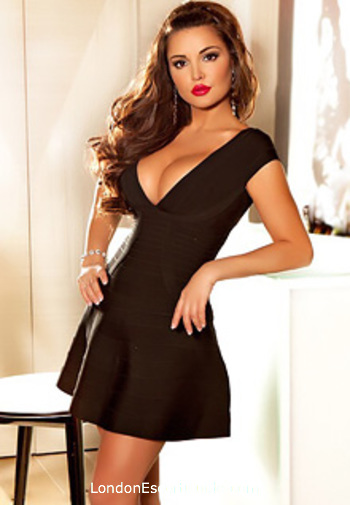 central london a-team Dominika london escort