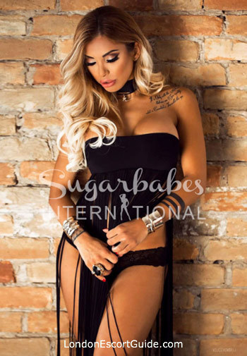 central london latin KyraBlack london escort