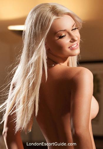 South Kensington blonde Melisa london escort