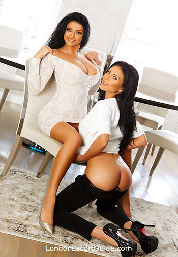 Paddington Fatima & Deniz london escort