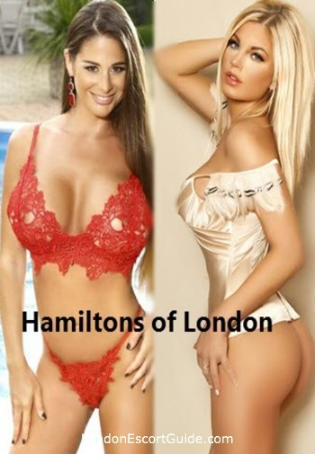 Earls Court Cathy Heaven & Evie london escort