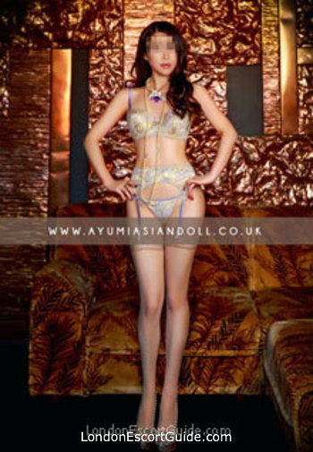 South Kensington asian Ayumi london escort
