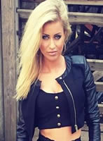 Knightsbridge blonde Lolita london escort
