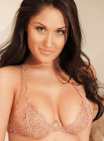 West End brunette Bobbie london escort