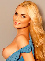 Earls Court blonde Nastya london escort