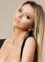 South Kensington blonde Georgina london escort