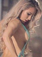 Knightsbridge blonde Adriana london escort