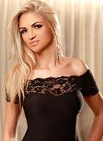 Notting Hill blonde Almira london escort