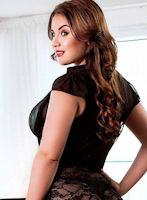Marylebone brunette Alba london escort