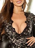 Knightsbridge brunette Kristal london escort