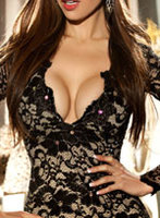 Knightsbridge brunette Cristal london escort