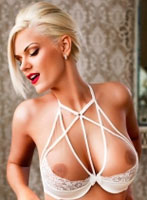 South Kensington blonde Gretta london escort