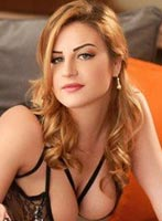 Chelsea blonde Anya london escort