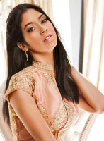 Bayswater brunette Veena london escort