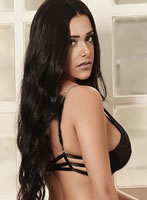 South Kensington brunette Melanie london escort