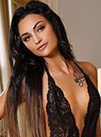 central london brunette Ricarda london escort