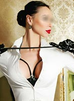Earls Court brunette Kim Bentley london escort