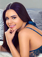 South Kensington elite Luiza london escort
