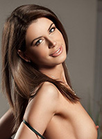 South Kensington brunette Raylene london escort