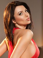 South Kensington brunette Anabelle london escort