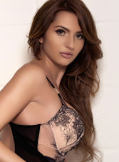 South Kensington brunette Ericka london escort
