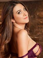 Earls Court brunette Oksana london escort