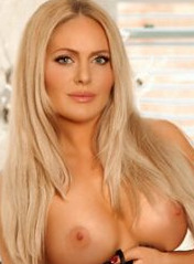 Paddington blonde Libby london escort