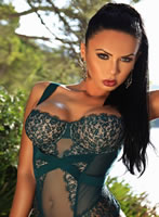Bayswater pvc-latex Carmina london escort