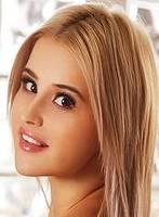 South Kensington blonde Elenora london escort