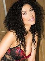central london brunette Keilani london escort