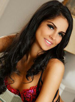Bayswater brunette Frederika london escort