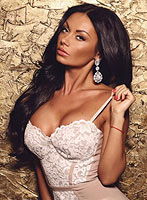 South Kensington brunette Savanna london escort