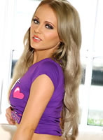 Chelsea blonde Alice london escort