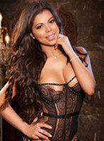 Paddington brunette Aline london escort