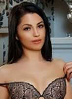 South Kensington brunette Mihaela london escort