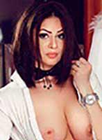 Knightsbridge brunette Annelise london escort