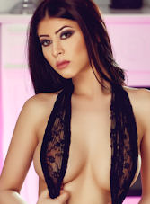 West End brunette Sienna london escort