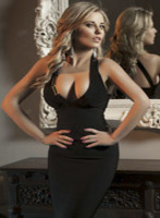 Marylebone blonde Claudia london escort
